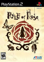 Looking for / Recherche Rule of Rose PS2 Playstation 2 Horror