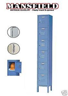 Nexel Paramount Steel Locker Storage Gym School 12x15x72h Mansfieldfw Bins