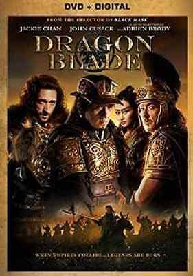 Dragon Blade---Hong Kong Kung Fu Martial Arts Action movie DVD - NEW DVD