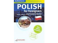 Polish for Foreigners for beginnners and intrermediate students A1-B1