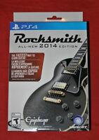 RockSmith 2014 avec Cable Neuf Scellé sur PS4