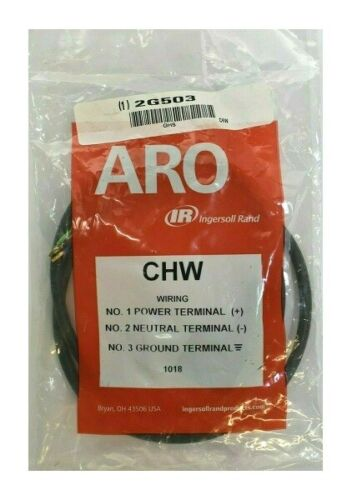 """ARO CHW Solenoid Coil Connector with 36"""" Molded Wire Lead"""