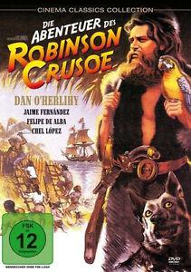 Luis-Bunuel-LA-ABENTEUER-DES-ROBINSON-CRUSOE-Dan-O-039-Herlihy-JAIME-FERNANDEZ-DVD