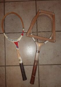 6 vintage tennis racquets ($ 5 each or all for $ 20) Kitchener / Waterloo Kitchener Area image 1