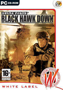 Delta Force: Black Hawk Down - PC - Games - New - Sealed