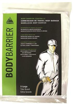 New Trimaco 09955 Size X-large Professional Elastic Painters Coveralls 3807385
