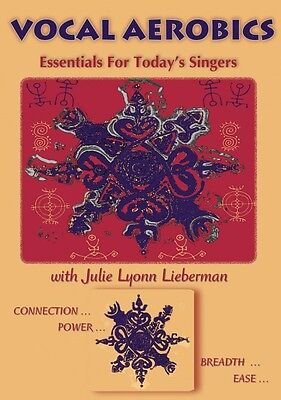 Vocal Aerobics Essentials for Today's Singers DVD NEW 000320723