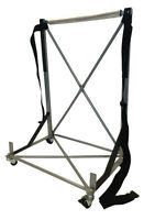HARDTOP STAND / STORAGE CART WITH SECURING HARNESS