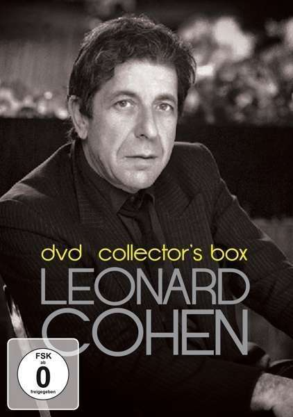 Leonard Cohen - Dvd Collector's Box (2dvd) NEW DVD