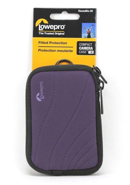 Lowepro Sausalito 20 Compact Camera Neoprene Case Tricot Lin