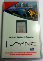 Carte de Navigation FORD  Version A5 Sync Navigation SD Card