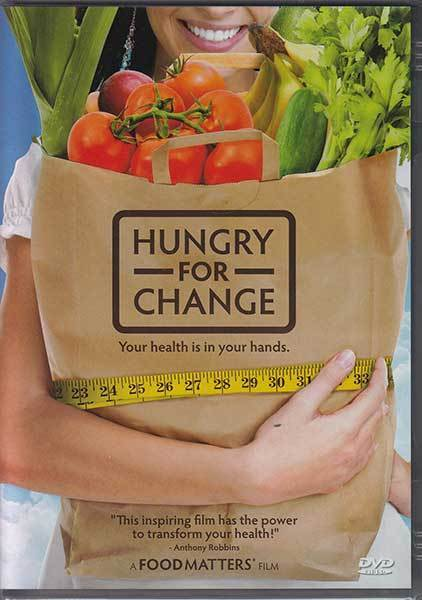 Hungry for Change DVD - the inspiring film with power to transform your health