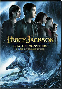 Percy Jackson 2 - Sea Of Monsters (DVD)