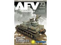 AFV Modeller Magazine Sets 2 on Digital Disc in PDF format,