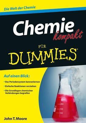 Chemie kompakt für Dummies (Chemie Für Dummies)