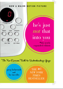 He's Just Not that into You - hardcover book - Retail: $24.95