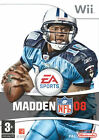 Madden NFL 08 Video Games