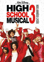 DVD de High School Musical 3 / HSM Laval / North Shore Greater Montréal Preview