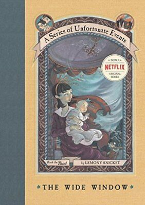 The Wide Window  A Series Of Unfortunate Events  By Snicket  Lemony