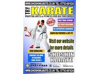 Karate Classes (Falkirk & Grangemouth)
