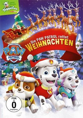 Patrol rettet Weihnachten (Die Paw Patrol)