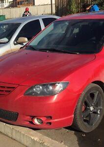 2006 Mazda 3 Sport