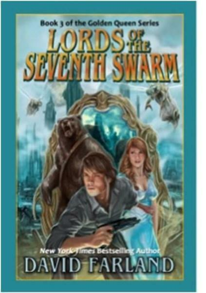 NEW Lords of the Seventh Swarm By David Farland Paperback Free Shipping