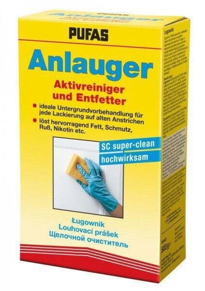 (15,48€/1kg) PUFAS Anlauger SC super-clean - Pulver - 0,5 kg