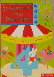Stories for Four Year Olds Book