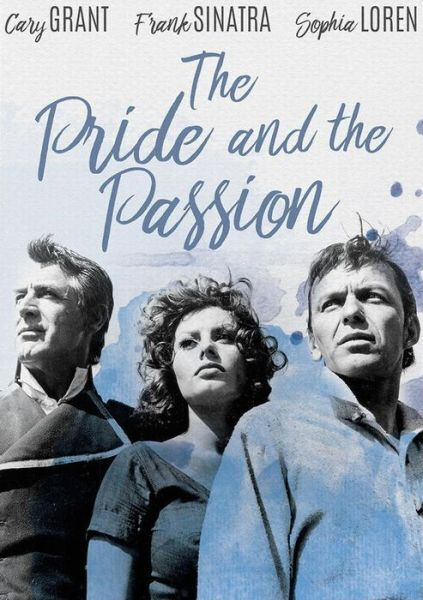 THE PRIDE AND THE PASSION - DVD - Region 1 - Sealed