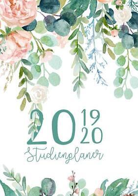 Studienplaner und Semesterkalender für 2019 - 2020 | Ein Studentenkalender und S ()