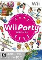 Jeu wii party