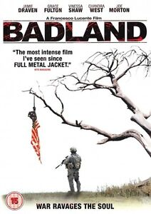 Badland (DVD) (NEW AND SEALED)