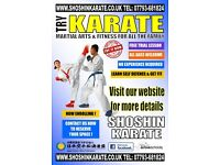 Shotokan Karate Classes (Falkirk & Grangemouth)