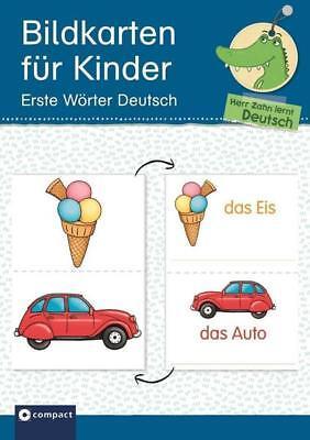 Bildkarten für Kinder - Erste Wörter Deutsch ()