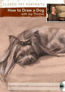 DVD Only! How to Draw a Dog with Joy Thomas