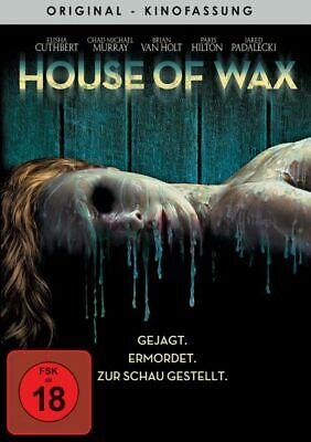 House of Wax *** Paris Hilton *** Horror *** DVD *** ()