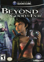 Beyond good and evil gamecube