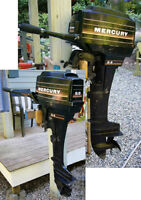 New Price.. Mercury 9.8 Outboard Motor - Long shaft