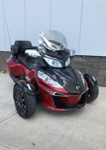 2015 Can-Am Spyder RT 6-Speed Semi-Automatic (SE6)