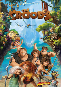The Croods (DVD) Regina Regina Area image 1