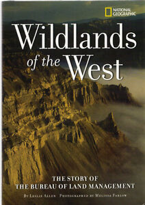 Wildlands of the West - The Story of the Bureau of Land Manageme West Island Greater Montréal image 1