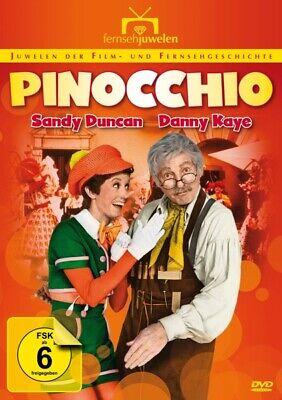 PINOCCHIO (FERNSEHJUWELEN) - KAYE,DANNY/DUNCAN,SANDY   DVD NEW