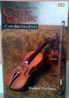 A Journey in Celtic Music Cape Breton Style by Sheldon MacInnes