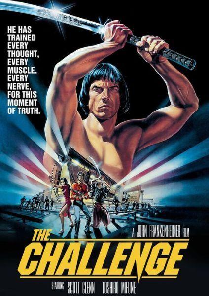 THE CHALLENGE - DVD - Region 1 - Sealed