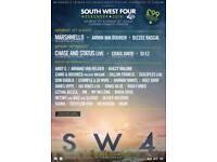 SW4 x1 Sunday ticket