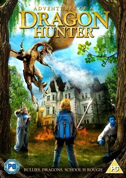 Adventures of a Dragon Hunter (DVD) (NEW AND SEALED)