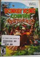 Donkey Kong Country for Wii