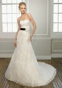 Beautiful mori lee wedding dress $500 OBO