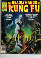 The Deadly Hands of Kung Fu ( #22) 1st Appearance Jack of Hearts